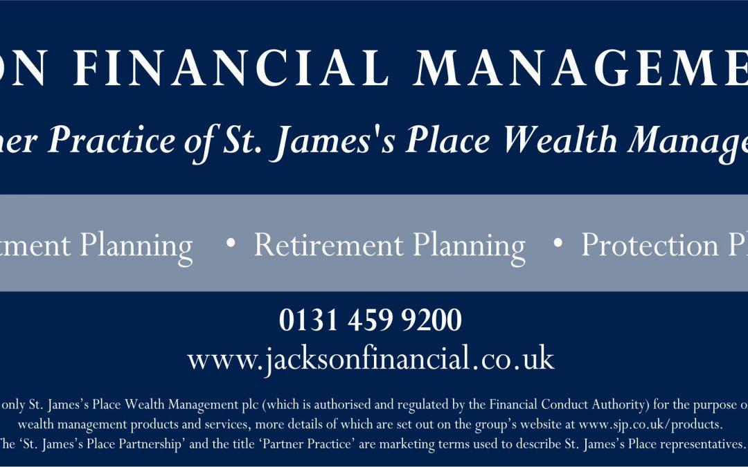 Jackson Financial Management Ltd
